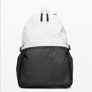 LULULEMON All Hours Backpack Nylon & Mesh NWT